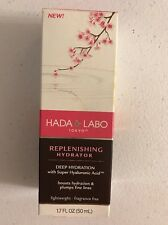 NEW Hada Labo Tokyo Replenishing Hydrator 1.7 Oz Super Hyaluronic Acid