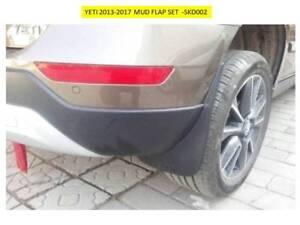 YETI MUD FLAP SET MK1 2013-2017  - AFTERMARKET PARTS - YT-SKD002