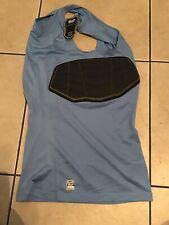 Nike Jordan Pro Hyperstrong Basketball Xl Padded Compression Tank Nc Blue 629899