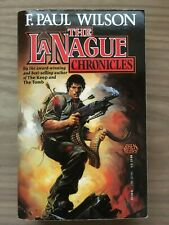 The LaNague Chronicles by F. Paul Wilson - First Baen Printing 1992 - Paperback