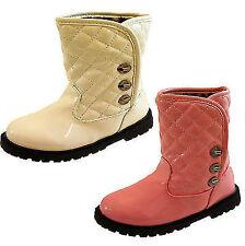 Calzado de niña Botas, botines blanco