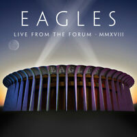 The Eagles - Live From The Forum MMXVIII [New CD]