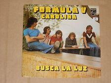 "FORMULA V -Carolina- 7"" 45"
