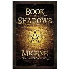 New, Book Of Shadows, Migene Gonzalez-Wippler, Book