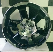 "18"" 5/114.3 ADVANTI FORCE ALLOY MAG WHEELS SUIT FORD AND JAPANESE CARS"