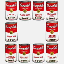 Campbell's Soup-Series I Suite (Sunday B. Morning), Silkscreen, Andy Warhol