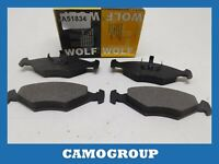 Pads Brake Pads Front Brake Pad Wolf For FIAT Uno Fiorino