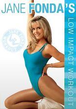 Jane Fonda's Low Impact Workout: New DVD