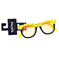 Official Pokemon Pikachu Shades Yellow Child Sunglasses Arkaid by Sun-Staches