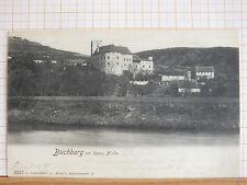 Fotokarte - Buchberg am Kamp / NÖ - gel 1911 ab Unter-Plank - Gars am Kamp   m3