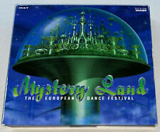 Mystery Land 1998 3-CD (The European Dance Festival)