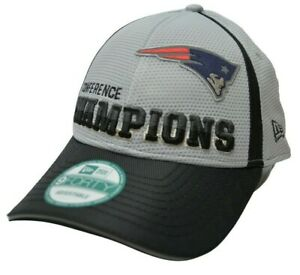 New England Patriots New Era 9FORTY NFC Conference Champions Adjustable NFL Hat