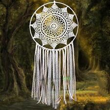 Big Lace Tassel Flower Dream Catcher  Dreamcatcher Home Room Hanging Decor Gift