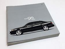 2001 Saab 9-5 Sedan Brochure