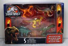 Jurassic World Legacy Collection 5 Mini Dinos Set