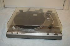 Hitachi HT- 354 Direct Drive Turntable Tested Japan w/ Needle Head shell