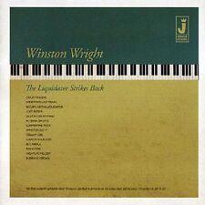 Winston Wright - The Liquidator Strikes Back LP - SEALED - New - Dub Reggae