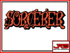 STREGONE FLIPPER ART logo in nero e arancione