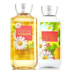 Bath & Body Works Love & Sunshine Body Lotion + Shower Gel Duo Set