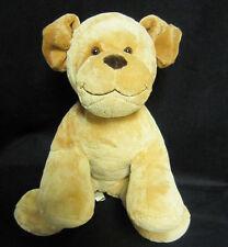BABW Build A Bear Workshop Asthma Friendly  Brown Dog