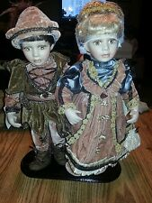 Show Stoppers Prince & Princess Renaissance Dolls. Mib. Great Price!