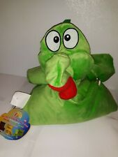 """AMRAPUR OVERSEAS Inc. DINO 20"""" Plush """"LET ME OUT (opening) PILLOW"""" Toy /15""""×13"""""""