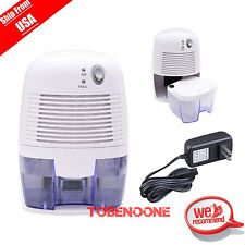 Mini Small Air Dehumidifier Perfect for Home/Bedroom/Kitchen/Bathroom/Car TO