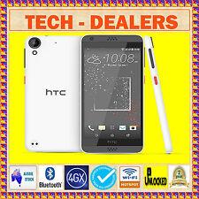 "UNLOCKED HTC DESIRE 530 WHT+4GX WIFI HOTSPOT+BLUE TICK/RURAL+5"" ANDROID+16GB+GPS"