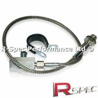 M12 x 1.5mm - 1/8 NPT BMW Oil Pressure Gauge Sensor Sender Remote Adaptor Kit