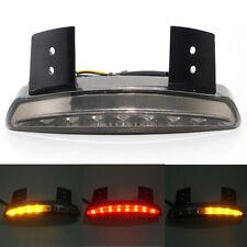 Smoke Fender Brake LED Tail light Turn Signal For Harley 48 Sportster XL883 1200