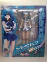 Anime Sailor Moon Kino Makoto Kaiou Michiru PVC Action Figure Toy In Box Gifts