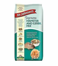 Mr Johnson's Supreme Hamster & Gerbil Mix 15kg Small Animal Food