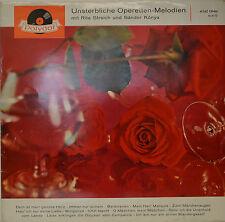 """UNSTERBLICHE OPERETTEN-MELODIEN - RITA STREICH & SANDOR KONYA   12"""" LP (N453)"""