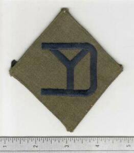 Pre WW 2 US Army 26th Infantry Division Patch Inv# B098