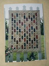 Bricks Judy Rothermel Tea Dyed Quilt Kit 33x41 Centennial Collection Prints