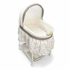 NEW Baby Bassinet Cradle Infant Moses Basket Nursery Furniture Bed