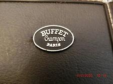 Buffet Crampon Alt-Klarinette in (ES) Prestige (Böhm) mit Schlüssel