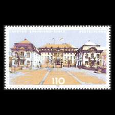 Germany 2000 - State Parliaments Architecture - Sc 2076 MNH