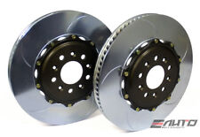 BREMBO Front 2pc TypeV Slot Rotor Disc Replace 355x32 Mustang GT Boss 302 GT500