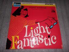Joseph Liebman 'Light Fantastic' Soundtrack Vinyl Album Stateside Records EX