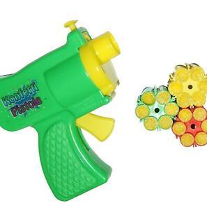Konfettipistole Konfetti Shooter mit Munition Konfetti Pistole Lametta