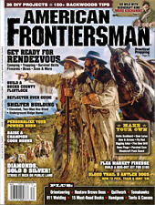 American Frontiersman - 2015 Issue