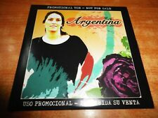 ARGENTINA CD ALBUM PROMO CARTON DEL AÑO 2006 DISCOS AL COMPAS CONTIENE 10 TEMAS