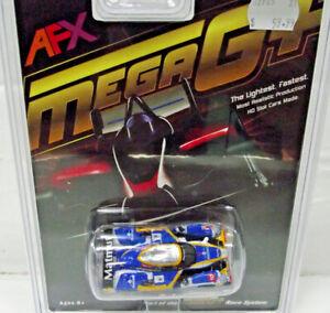 AFX Mega G+ 1:64 PN/21022 Peugeot 908 No.10 Multi Color