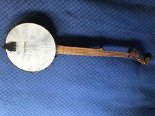 Minstrel banjo 2021, handgebaut von Jophn Deller, London