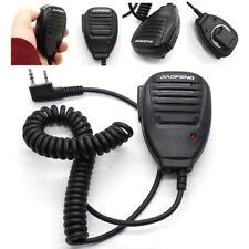 UV-5R 888S KY Portable Baofeng  Handheld Speaker Hand microphone Walkie Talkie