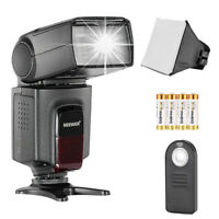 Neewer TT560 Speedlite Flash Kit with Diffuser for Canon Nikon Olympus Camera