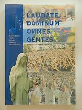 Laudate Dominum Omnes Gentes Martin Pero Boras