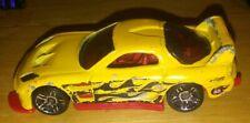 Hot Wheels 2002 Mazda RX-7 24/Seven Used