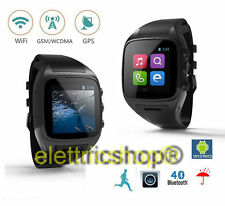 SM X02 Impermeabile Smart Watch Phone IP67 3G ANDROID 4.4 Smartphone NUOVO
